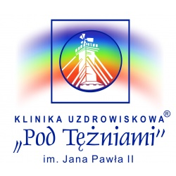 Photo: Klinika Uzdrowiskowa Pod Tężniami Health Resort logo