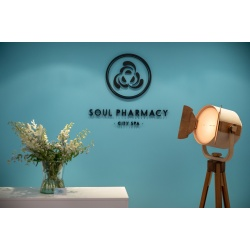 Photo: Soulpharmacy City Spa logo